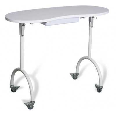 Jacques Seban Table manucure professionnelle pliable