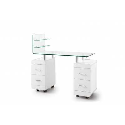 Jacques Seban Table manucure professionnelle double