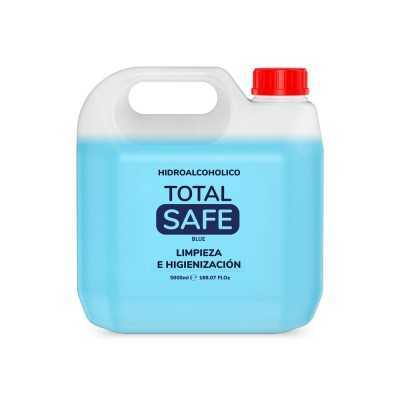 Liquide hydro-alcoolique (rechargeable) 5000 ml