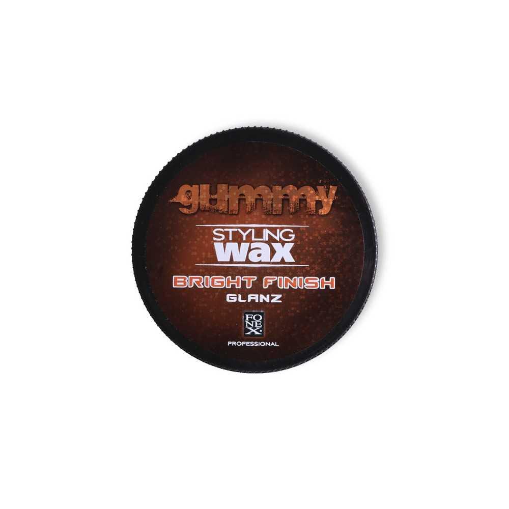 Gummy Cire Cheveux, Coiffante (wax) Bright Finish 150ml