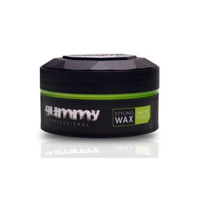 Gummy Cire Cheveux, Coiffante (wax) Matte Finish 150ml