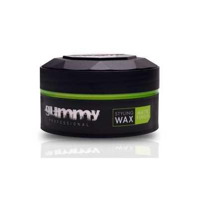 Gummy Cire Cheveux, Coiffante (wax) Matte Finish 150ml