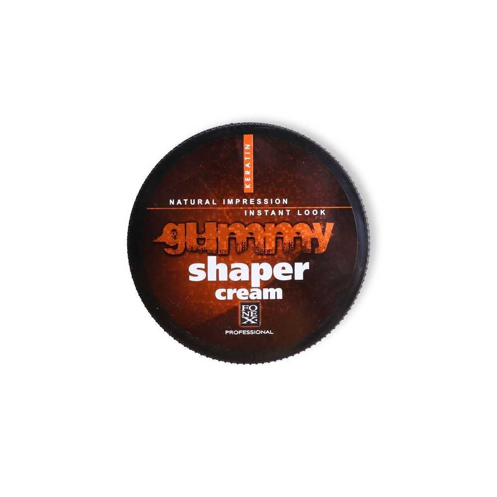 Gummy Shaper Crème Coiffante Cheveux Keratine 150 ml