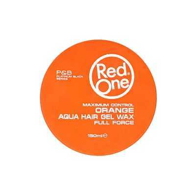 Red One Orange Cire Cheveux, Coiffante (wax) 150 ml