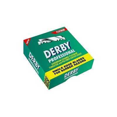 Derby Lame demi Platinum x100