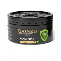 Qainzo cire (wax) professionnel Matte 150ml