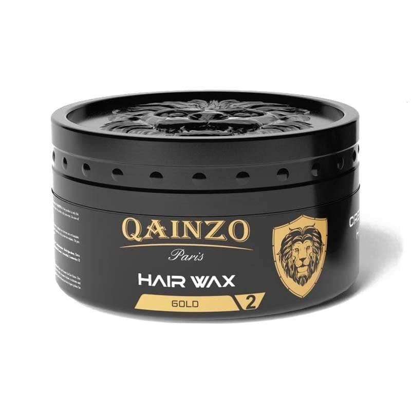 Qainzo cire (wax) professionnel Gold 150ml