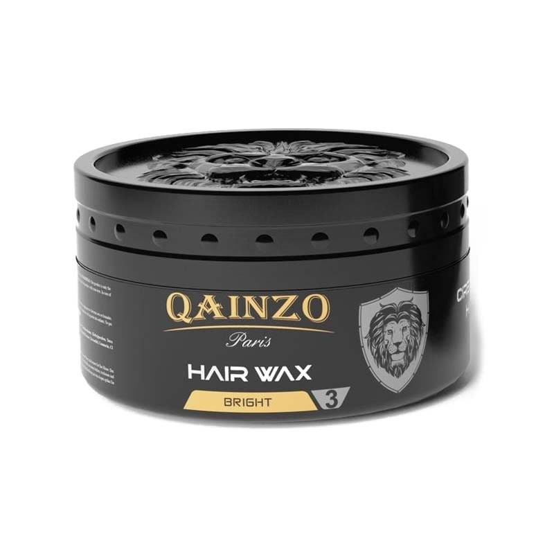 Qainzo cire (wax) professionnel Gris 150ml