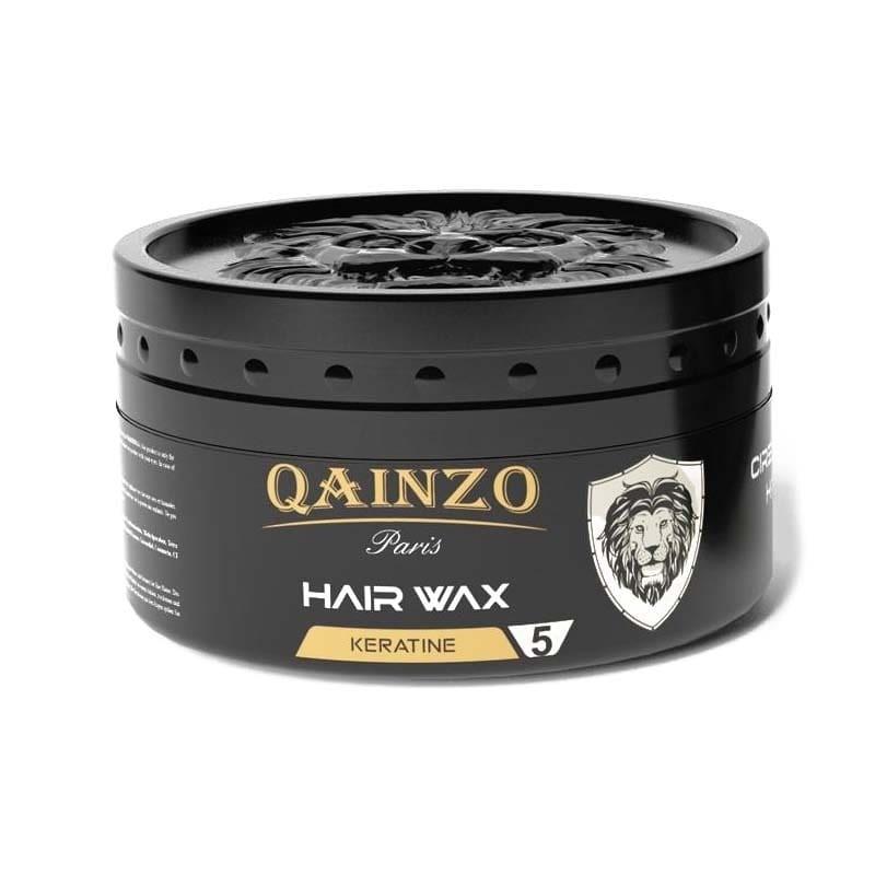Qainzo cire (wax) professionnel Keratine 150ml