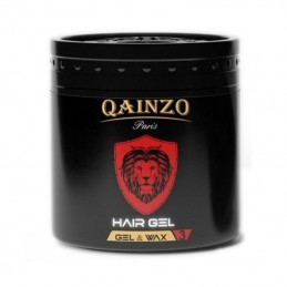 Qainzo Gel & wax coiffante forte 500 ml