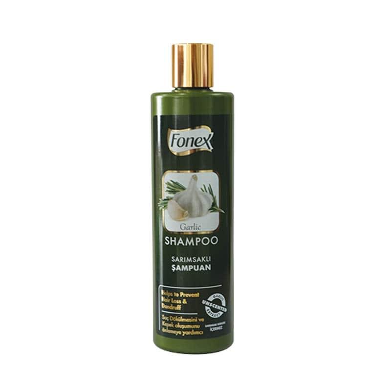 Fonex Shampooing à l'ail anti-chute 375ml