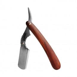 Snippex rasoir en bois pour lame double
