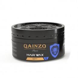 Qainzo cire (wax) professionnel Bleu 150ml